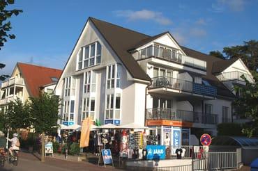 Lage in der Strandstraße