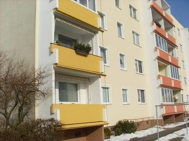 Außenansicht ohne Balkon