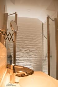 Dusche im Hamptons Style