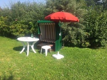 Ihr Gartensitzplatz