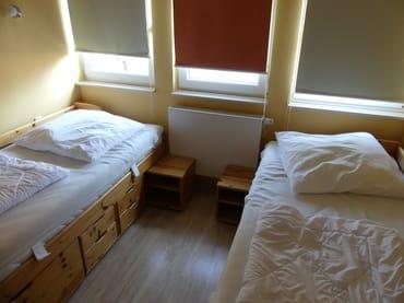 2. Schlafzimmer - Einzelbetten