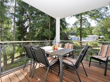 Balkon vom Wohn-/Essbereich
