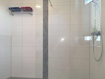Das Bad - Walk-In - ebenerdige Dusche