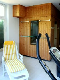Haus-Sauna