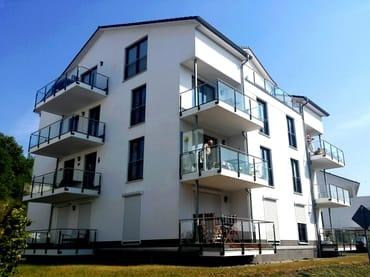 2 Balkone mit Süd/Südwestausrichtung