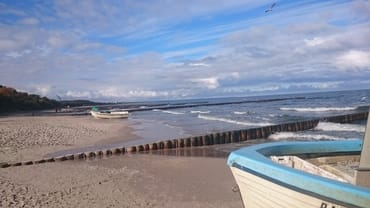 Strand von Zempin