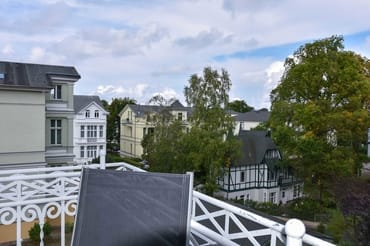 Balkon 2 von Schlafzimmer 2 ausgehend
