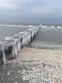 Winter an der Ostsee - so schön!