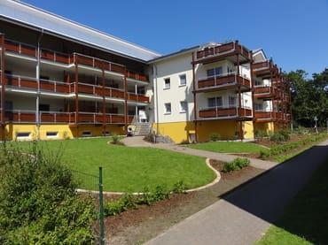 Innenhof / Haupteingang