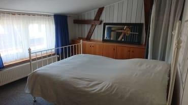 Schlafzimmer 3, Bett 1,40 m