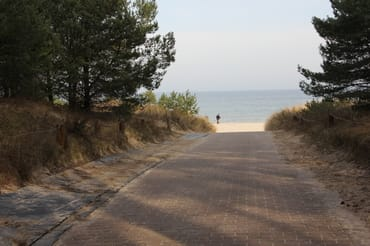 Strandaufgang in Karlshagen