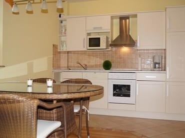 Wohnzimmer / Küchenzeile