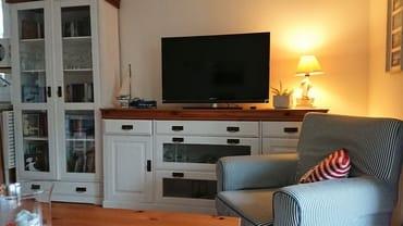 Hochwertige Landhausmöbel mit maritimen Flair
