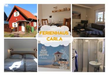 Willkommen im Ferienhaus Carla
