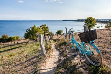 auf Anfrage nutzen sie unsere beiden 7-Gang-Ostseetraumfahrräder kostenfrei