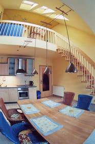 Wohnbereich oben