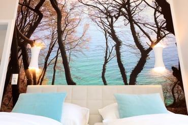 Bei uns schlafen Sie am Nordstrand - Meeresrauschen inklusive!