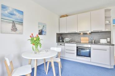 Küchen- und Wohnbereich