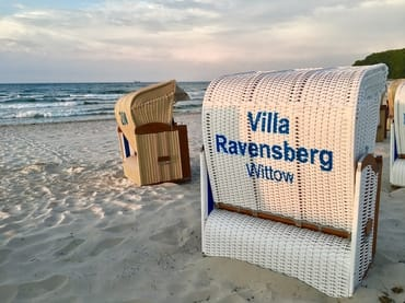 eigener Strandkorb