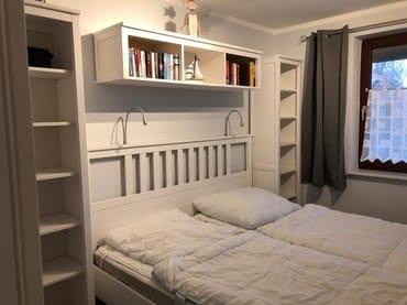 Typ1/1 - Schlafzimmer für 2 Personen (Parterre)