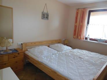 Typ 1/1 - Schlafzimmer für 2 Personen mit Wasserblick