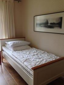 Schlafzimmer mit Betten, Variante getrennt