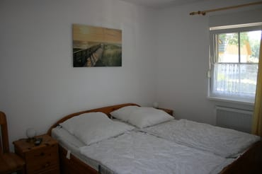 Schlafzimmer // Doppelbett