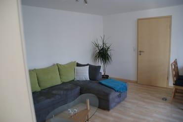 Wohnzimmer ,Couch zum Ausziehen