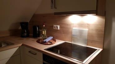 Ferienwohnung Rügen 1 vollausgestattete Küche