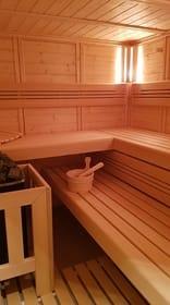 Ferienwohnung Rügen 1 Sauna