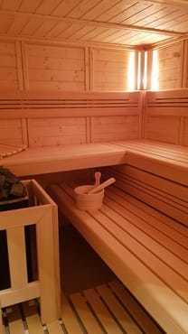Ferienwohnung Rügen 2 Sauna