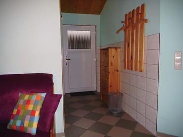 FeHaus lila - Flur / Eingang