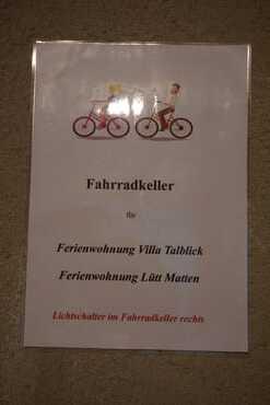 Fahrradkeller