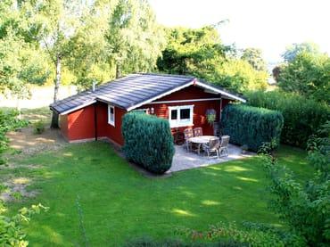 Ferienhaus Stuga Aussenansicht