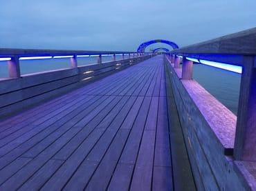 Illumination Seebrücke