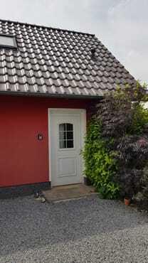 Eingang Ferienwohnung Rügen 3