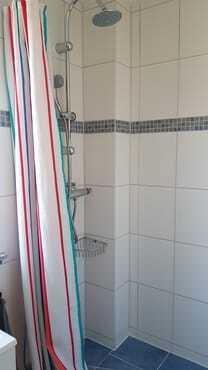 Dusche Ferienwohnung Rügen 3