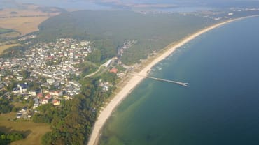 Luftbild Ostseebad Göhren