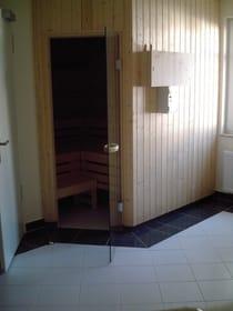 Sauna in 1. Etage