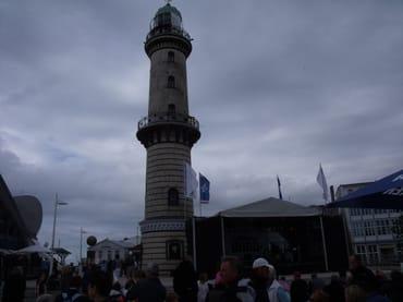 Leuchtturm- ein Wahrzeichen