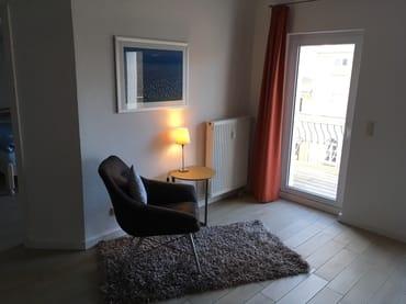 FW2, Wohnzimmer - Relaxecke