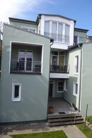 FW3, 1. Etage, 2 überdachte Balkone