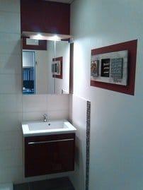 Endlich ist auch das Bad renoviert