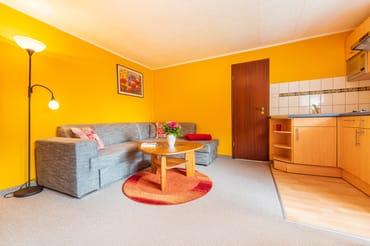 Wohnzimmer Schwalbennest