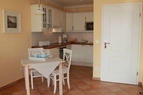 Wohnküche mit Vollausstattung