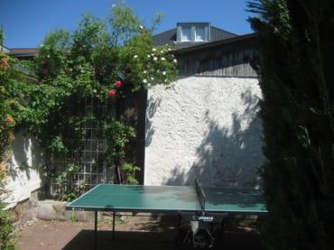 Tischtennisplatz
