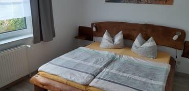Doppelbett (Marke Eigenbau)