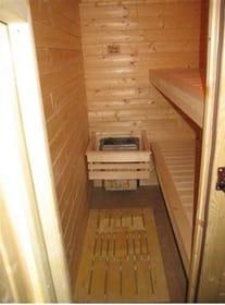 Sauna in der Wohnung