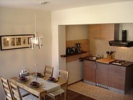 Küche+Essbereich