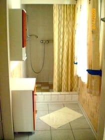 Ferienhaus Dusche